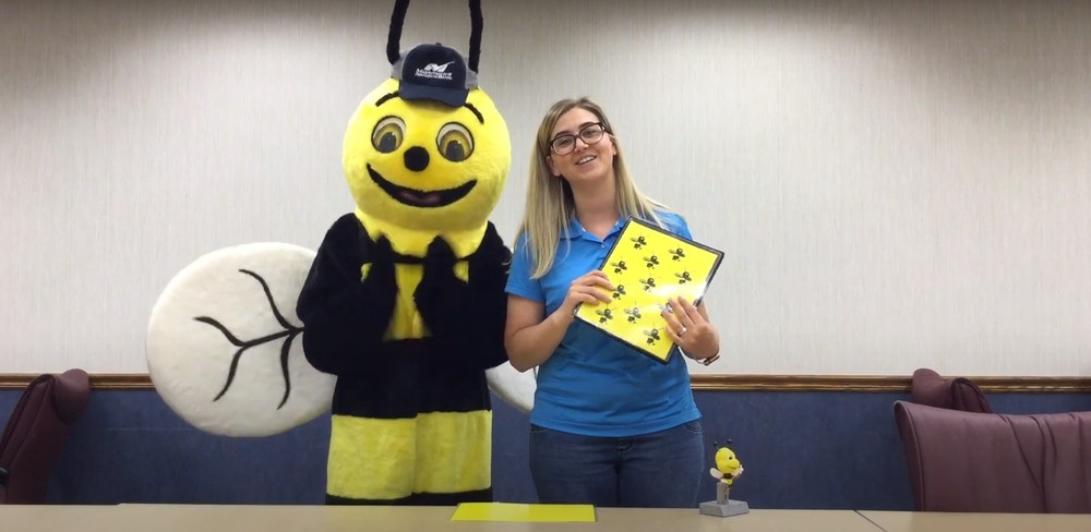 May Buzzy Best Award and Buzzy's Best of the Year Award