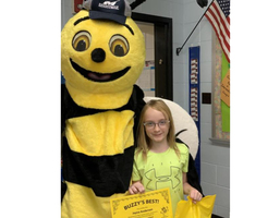 October's Buzzy Best Award