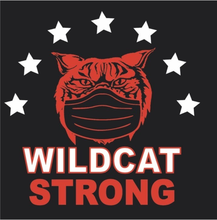 Wildcat strong graphic