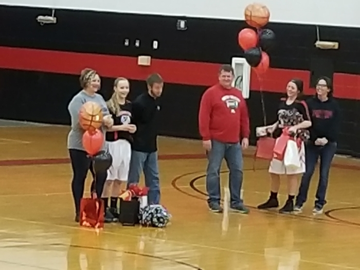 Senior Night 2019