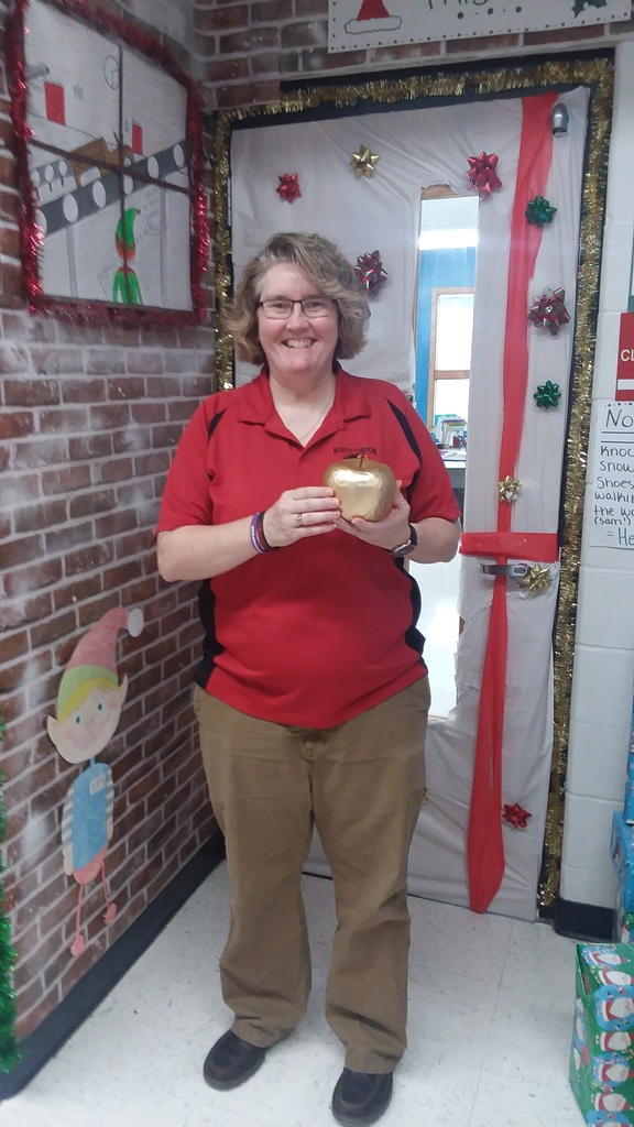 Golden Apple Winner Julie Thompson-Vass