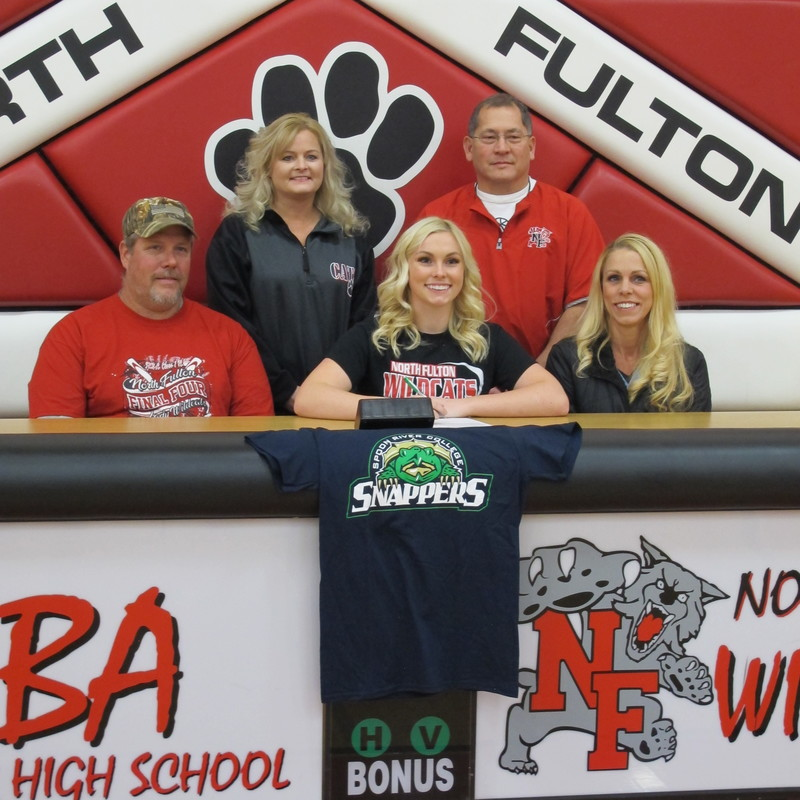 Congratulations to Addy Williams and Spoon River College Softball!